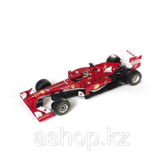 Радиоуправляемая модель автомобиль Rastar Ferrari F1, 1:12, Управление: Джойстик, Материал: Пластик, Цвет: Кра