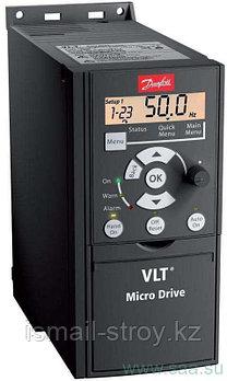 Преобразователь частоты VLT Micro Drive FC 51, 132F0005, 1,5 кВт