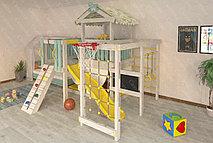 Двухуровневый игровой комплекс-кровать Савушка Baby-8