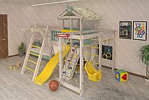 Двухуровневый игровой комплекс-кровать Савушка Baby-5