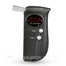 Цифровой алкотестер AT-S430