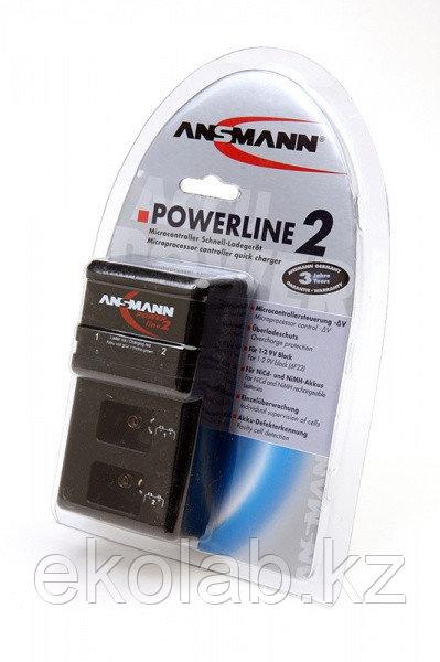 Зарядное устройство ANSMANN POWERline 2