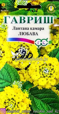 """Семена пакетированные Гавриш. Лантана камара """"Любава"""", фото 2"""