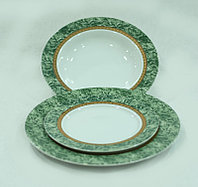 Набор тарелок 6 персон 18 предм President (Epiag Lofida, Чехия)