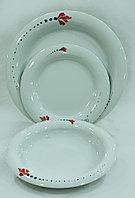 Набор тарелок 6 персон 18 предм Catrin 29920 (Thun, Чехия)