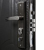 Дверь металлическая эконом класса
