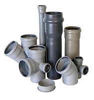Трубы канализационные (ПВХ) и ...