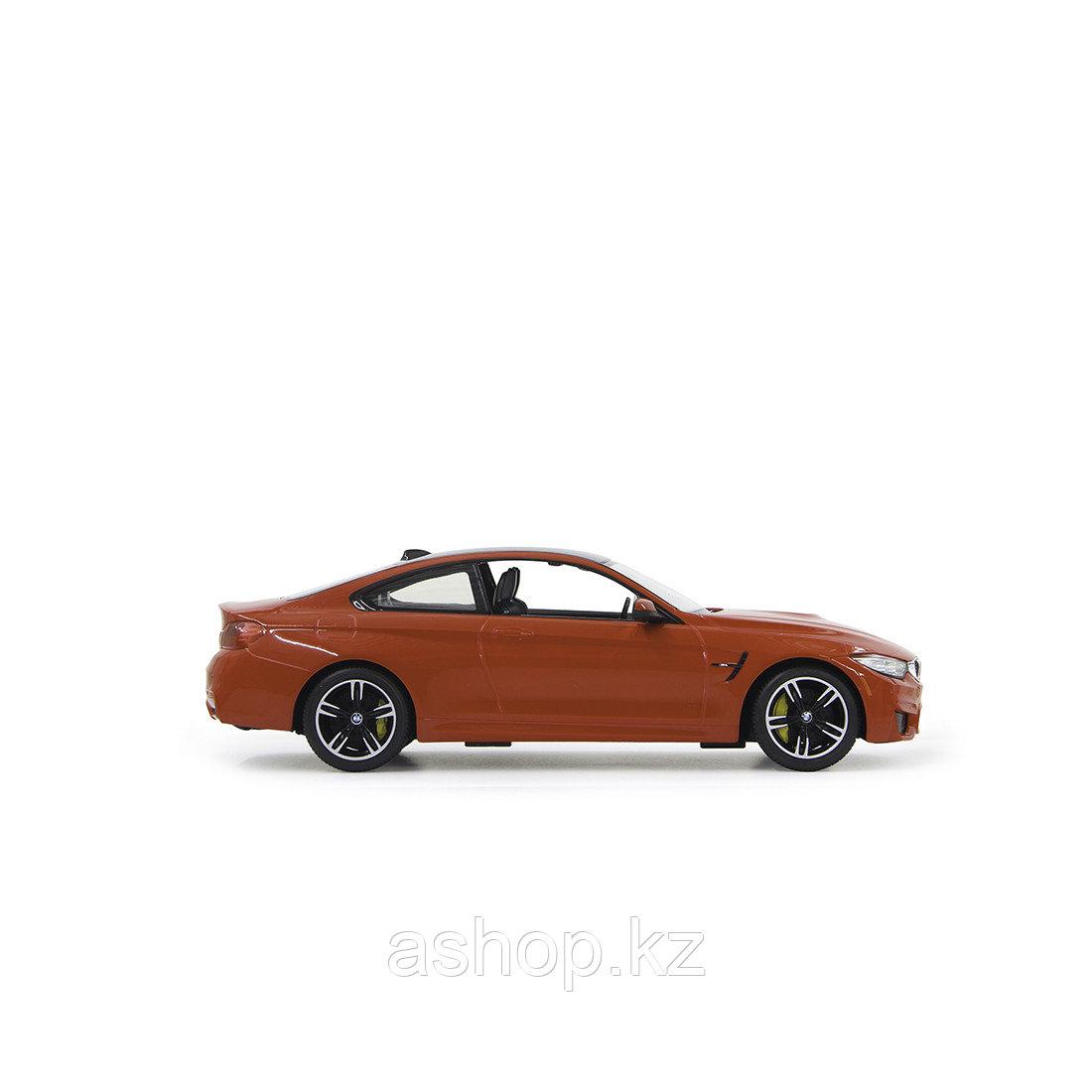 Радиоуправляемая модель автомобиль Rastar BMW M4, 1:14, Управление: Джойстик, Материал: Пластик, Цвет: Красный