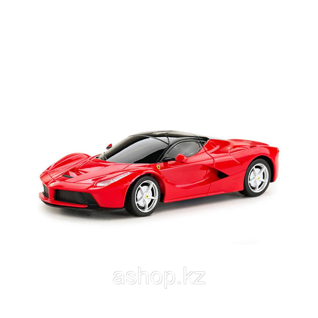 Радиоуправляемая модель автомобиль Rastar Ferrari LaFerrari, 1:24, Управление: Джойстик, Материал: Пластик, Цв