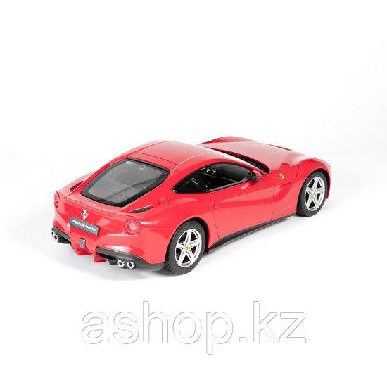 Радиоуправляемая модель автомобиль Rastar Ferrari F12berlinetta, 1:14, Управление: Джойстик, Материал: Пластик