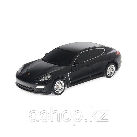 Радиоуправляемая модель автомобиль Rastar Porsche Panamera, 1:24, Управление: Джойстик, Материал: Пластик, Цве