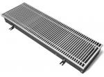Конвектор TECHNO КVZV(вент)250-85-1900 реш.алюминия