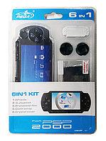 Набор аксессуаров Pega PSP Slim 2000/3000 6in1 Kit, фото 1