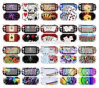 Наклейки на панель PSP Slim 2000/3000, разные, фото 1