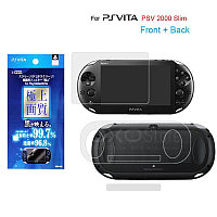 Пленка защитная для экрана и корпуса Sony PS Vita Screen Protector
