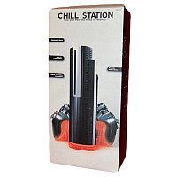 Подставка с подсветкой Sony PlayStation 3 FAT ChillStation, PS3 FAT