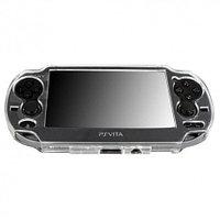 Чехол защитный пластиковый Sony PS Vita Protective Case, прозрачный