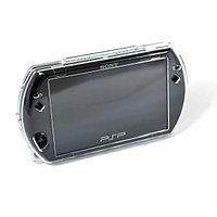Чехол защитный пластиковый Sony PSP Go Crystal Case, прозрачный