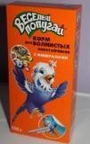 Веселый попугай Корм для волнистых попугайчиков с минералами, 450г.