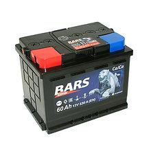 Аккумулятор Bars Silver 60Ah