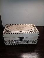 Шкатулка из фанеры, фото 1