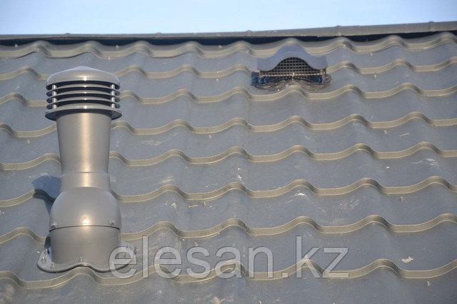 Вентиляционный выход (аэратор) (вентиль КТВ) (вентиляция подкровельного пространства) в Алматы