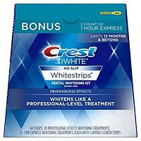 Crest 3D White 44 полоски (Отбеливающие полоски)