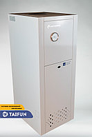 Напольный газовый котел КОНОРД  КСц-ГВ-10S ( 100 м²), 10 кВт. (Двухконтурный)