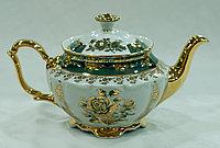 Чайник заварочный Зеленая Роза зеленый (Epiag Lofida, Чехия)