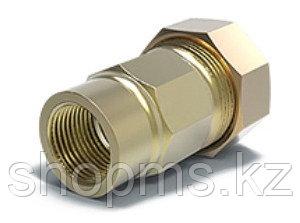 """Муфта зажимное соединение (+80°C) Ду25 (31,4-34,2 мм) х 1"""" внутренняя резьба"""