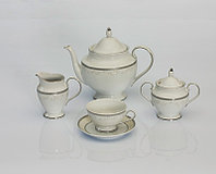 Сервиз чайный 12 персон 27 предм Astra (Exclusive Bohemia, Чехия)