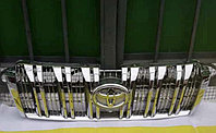 Решетка радиатора хром на Prado 150 2010-13