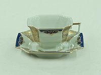 Набор чайных пар 6 персон 12 предм Empire (Thun, Чехия)