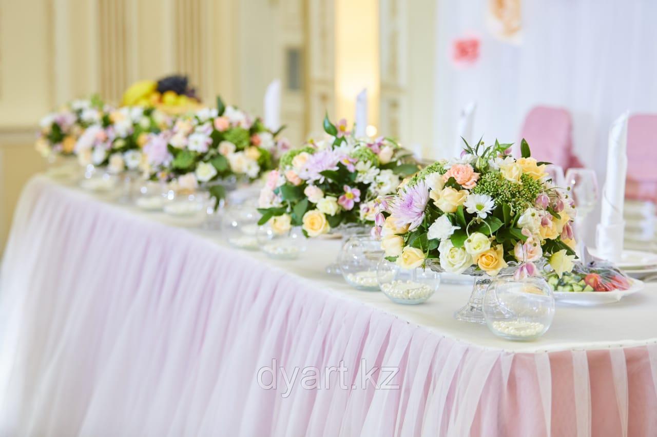 Свадебное оформление в Алматы