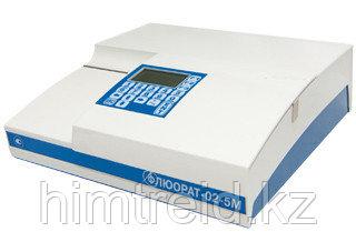 Анализатор  жидкости  Флюорат-02-5М  в т.ч. пуско-наладочные работы в лаборатории заказчика