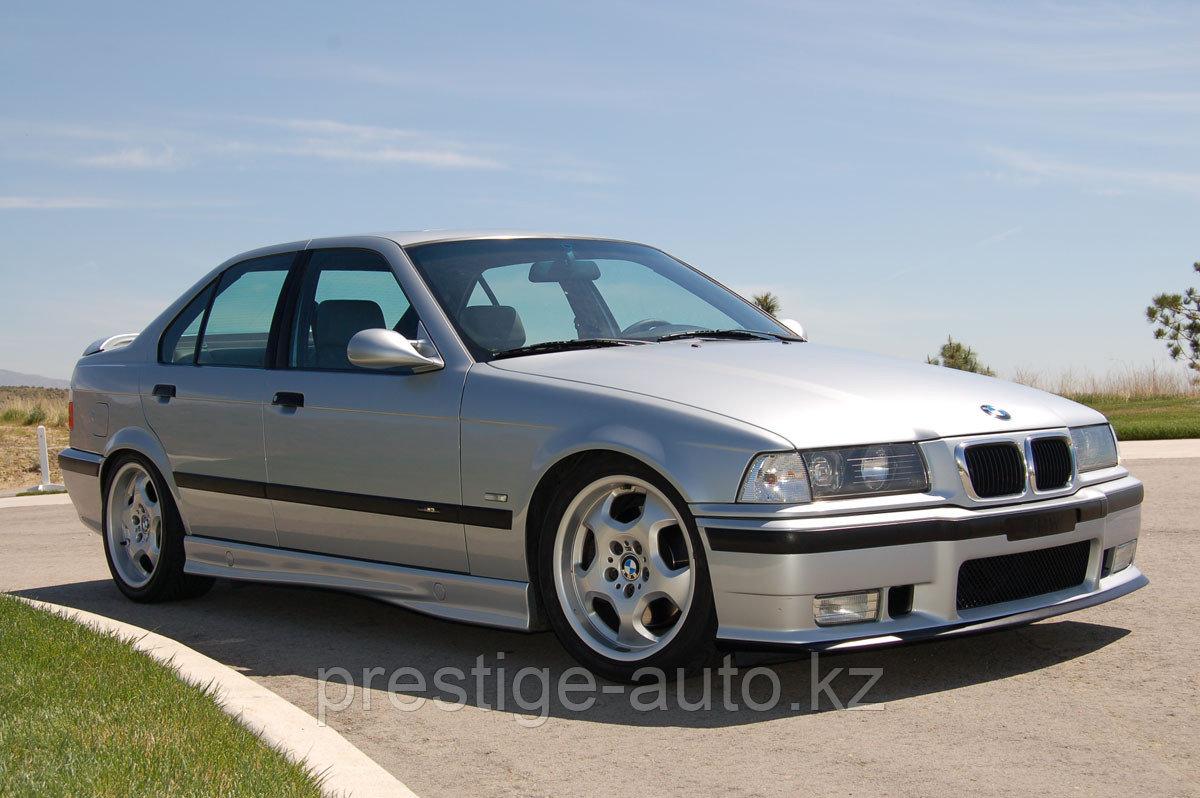 Передняя губа BMW M E36