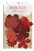Цветы - букет лесная ягода Bo Bunny