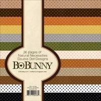 Набор бумаги в точку 6х6 - естесственная необходимость Bo Bunny