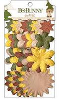 Цветочные украшения - лепестки Bo Bunny