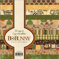 "Набор бумаги 6х6 ""Camp-A-Lot"" Bo Bunny"