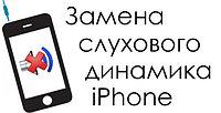 Замена слухового динамика iPhone 5, фото 1