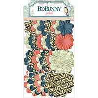 "Набор бумажных цветов ""The Avenues Petals"" Bo Bunny"