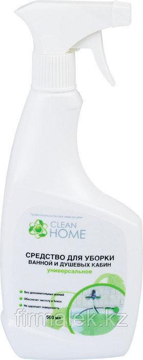 CLEAN HOME Средство для уборки ванных комнат