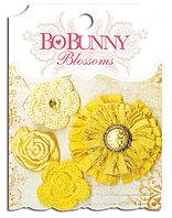"Набор цветов далия ""лютик"" Bo Bunny"