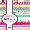 """Набор бумаги 6х6 """"Candy Cane Lane"""" Bo Bunny"""