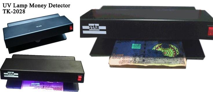 Детектор для проверки денег ( детектор валют ) MONEY DETECTOR TK2028
