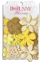Набор цветов - букет-лютики Bo Bunny