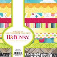 "Набор бумаги 6х6 ""Lemonade Stand"" Bo Bunny"