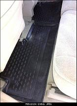 Коврики в салон для HONDA Odyssey 1999-2003 (правый руль), фото 3
