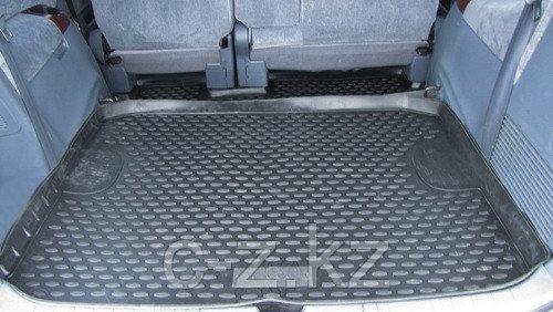Коврик в багажник для HONDA Odyssey RA-6 1999-2003 (длинный)